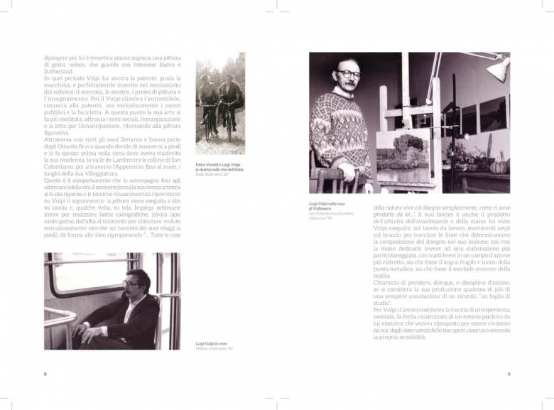 exhibition catalogue (layout)