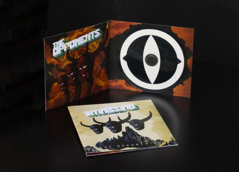 packaging of cd