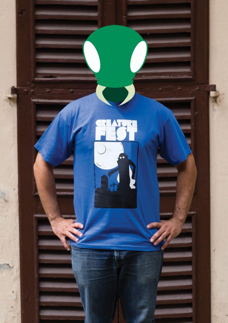 creature 2009 T-shirt