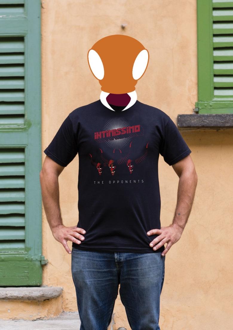 INTIMISSIMO T-shirt (2015)