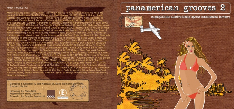 front and back of booklet