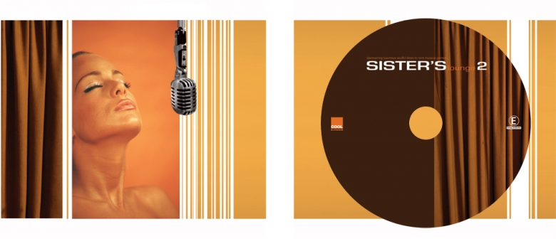 inside of digibox + CD design