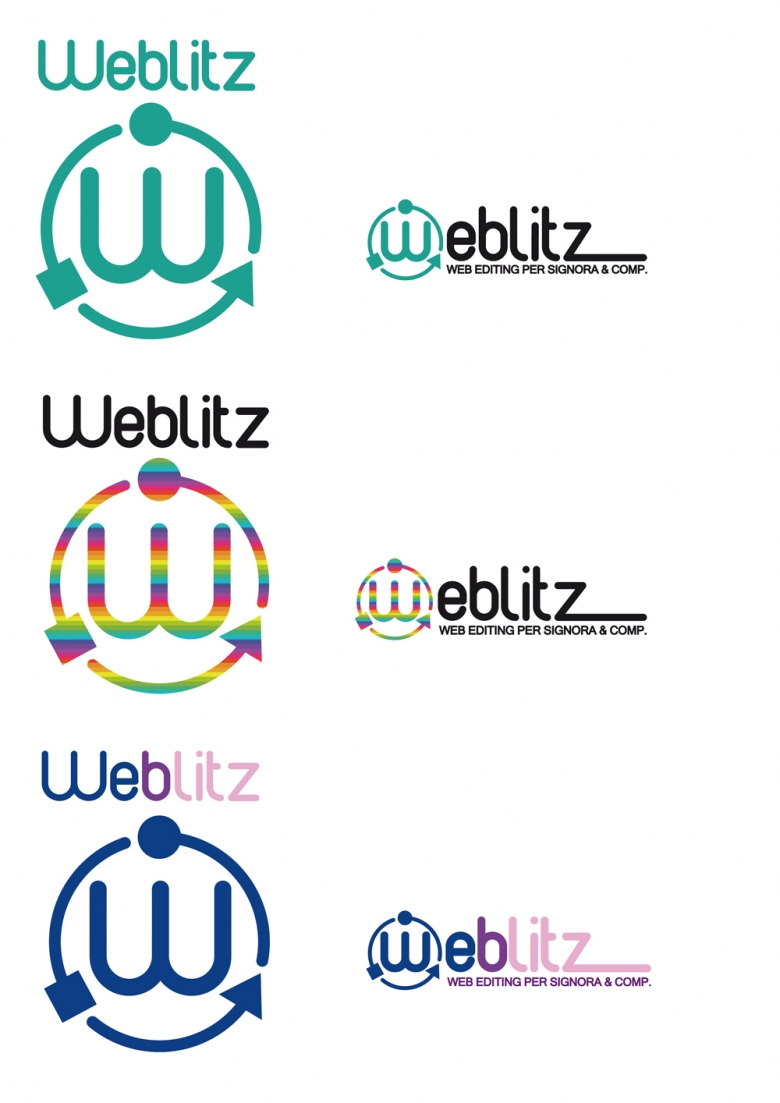 proposals for the logo, monogram and color development